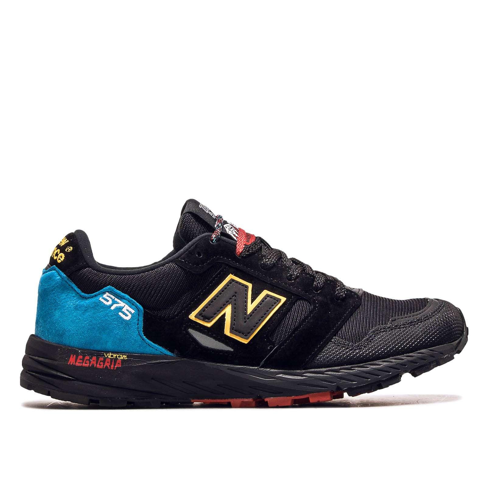 Herren Sneaker MTL 575 UT Black Blue Yellow