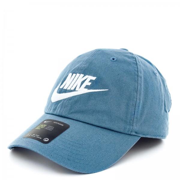 Nike Cap NSW Wash H86 Blue White