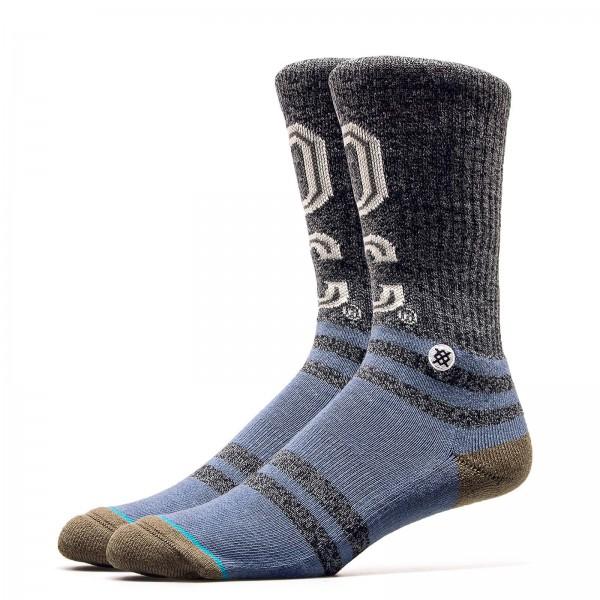 Stance Sock Harley Hdmc Blue