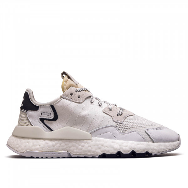 Unisex Sneaker Nite Jogger White Black