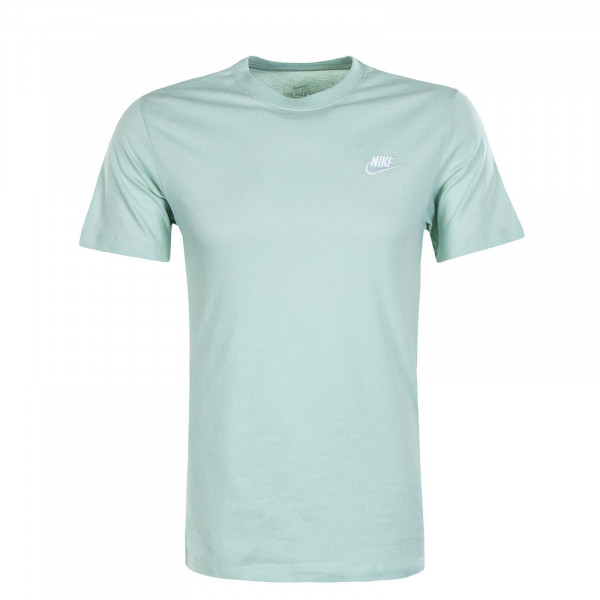 Herren T-Shirt NSW Club Pistachio Frost White