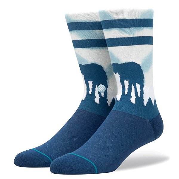 Stance Socks Starwars Hoth Blue