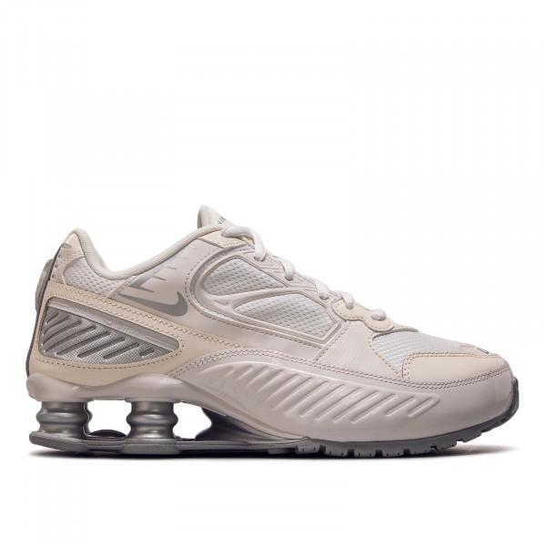Damen Sneaker Shox Enigma 9000 White Silver