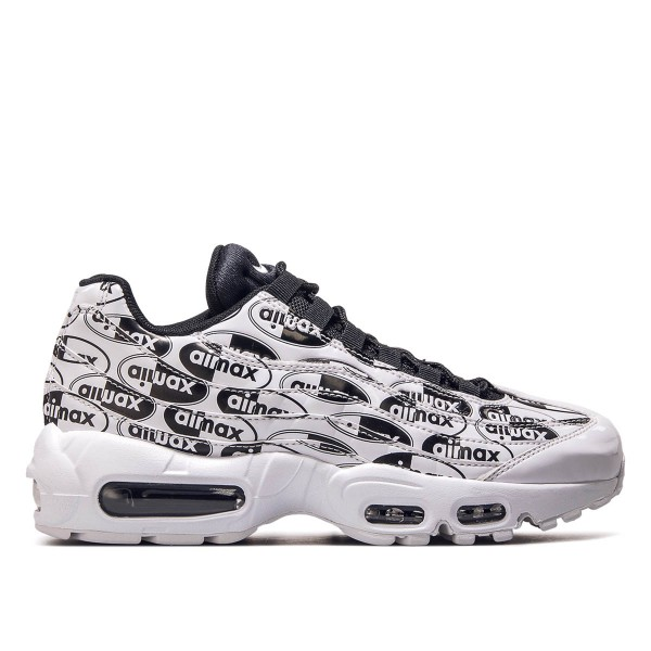 Nike Air Max 95 PRM White Black