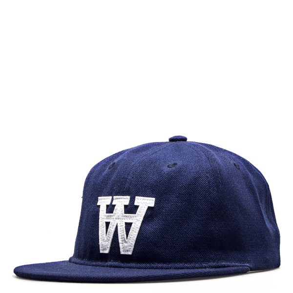 Wood Wood Cap Baseball Estate Blue White
