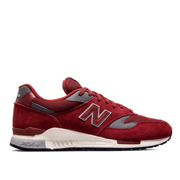 New Balance ML840 AJ Bordo Grey