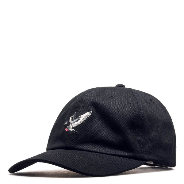 Staple Cap Pigeon Flying Pigeon  Black