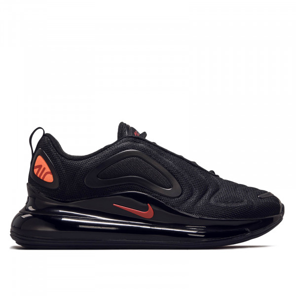 Herren Sneaker Air Max 720 Black Red