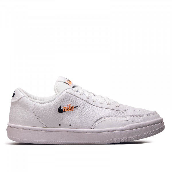 Damen Sneaker Court Vintage PRM White Black