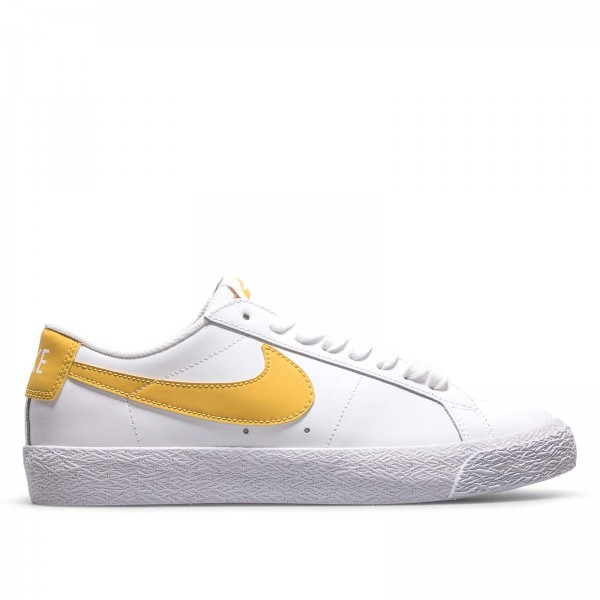 Nike SB Zoom Blazer White Yellow