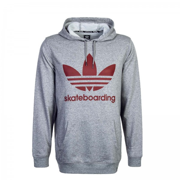 Adidas Hoody Clima 3.0 Grey Red