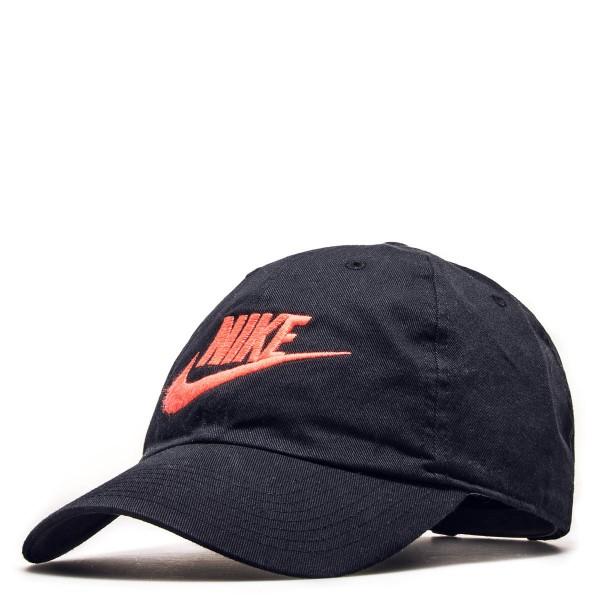 Nike Cap NSW Wash H86 Black Red
