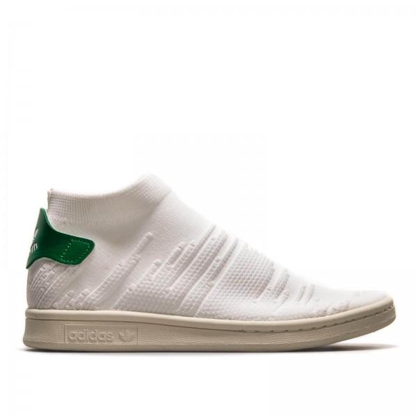 Adidas U Stan Smith Sock White Green