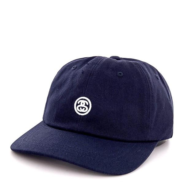 Stüssy Cap Contrast Strap Navy