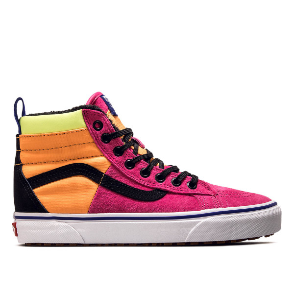 Vans Wmn SK8 Hi MTE DX Pink Orange
