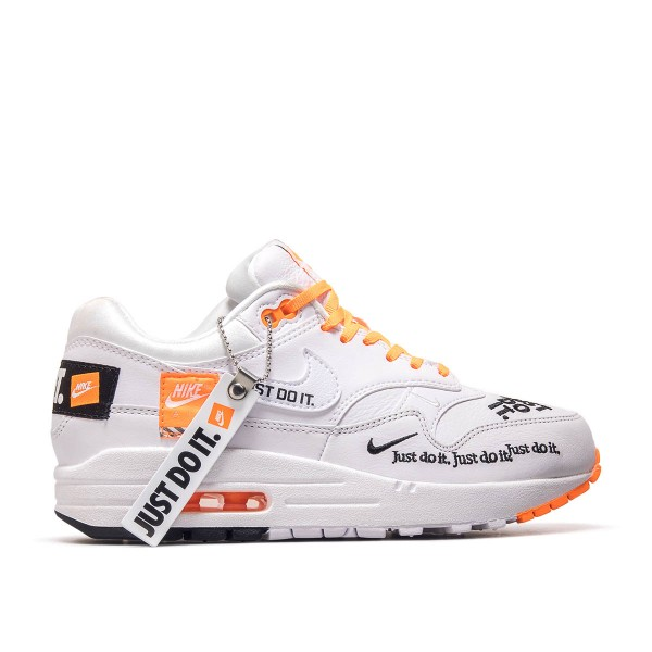 Nike Wmn Air Max 1 LX White Black Orange