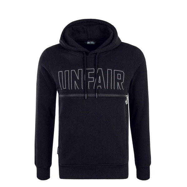 Unfair Hoody Pocket Black