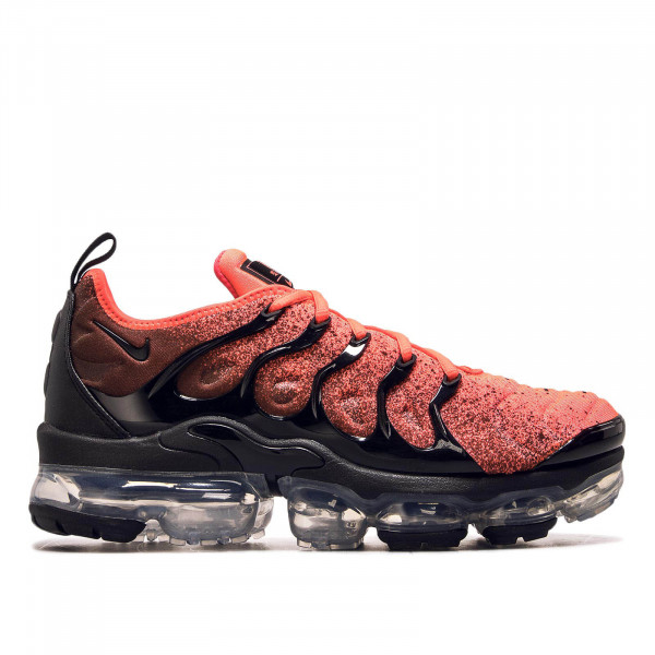Herren Sneaker Air Vapormax Plus Black Crimson