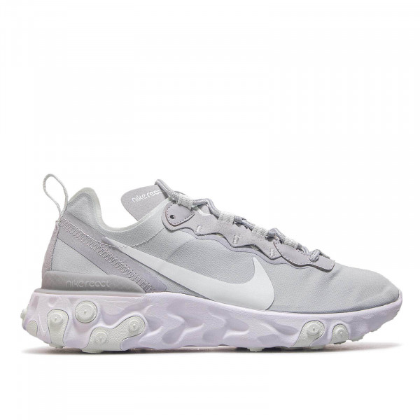 Nike Wmn React Element 55 Wolf Grey