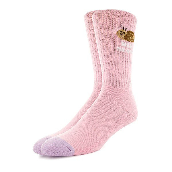 Huf Socks Snail Cute Rosa Purple