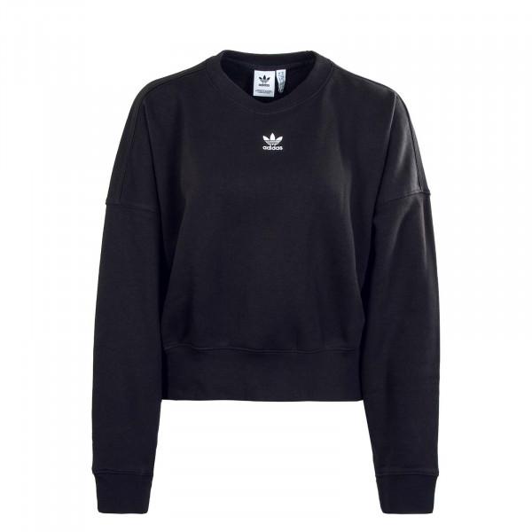 Damen Sweatshirt - H06660 - Black