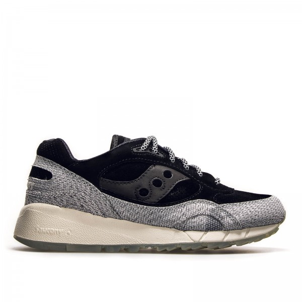 Saucony Shadow 6000 Black Grey
