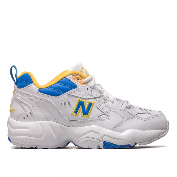New Balance Wmn WX 608 WP 1 White Yellow