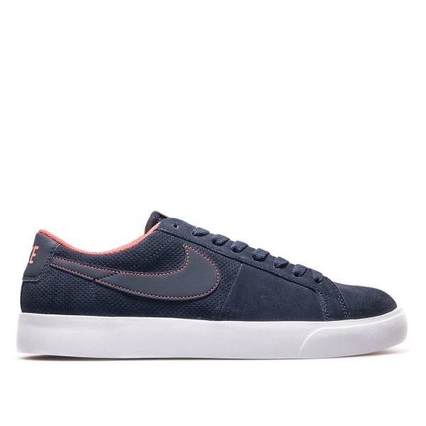 Nike SB Blazer Vapor Navy White Red