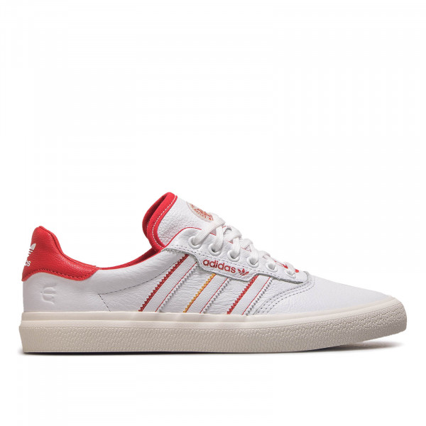 Adidas 3MC X Evisen White Red Gold
