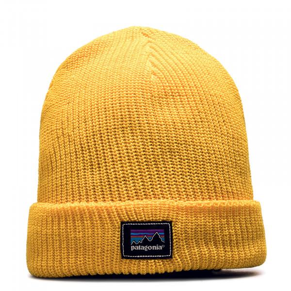 Beanie K s Logo 66045 Yellow