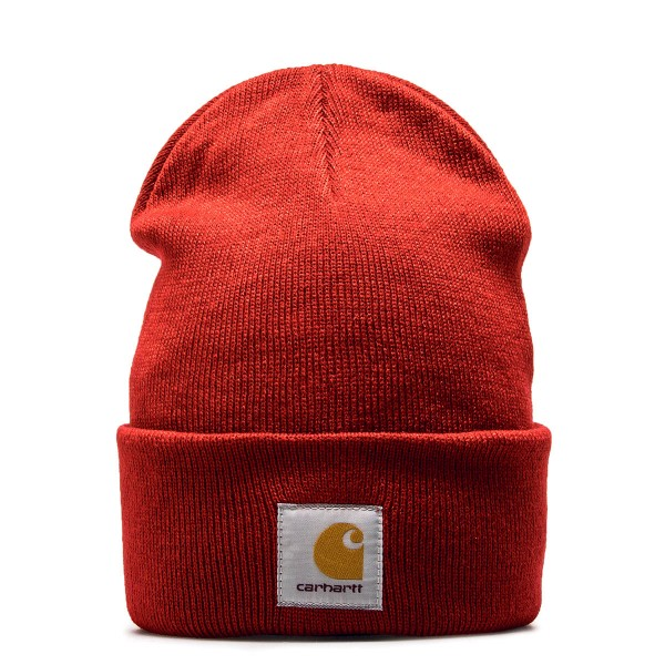 Carhartt Beanie Acrylic Watch Blast Red