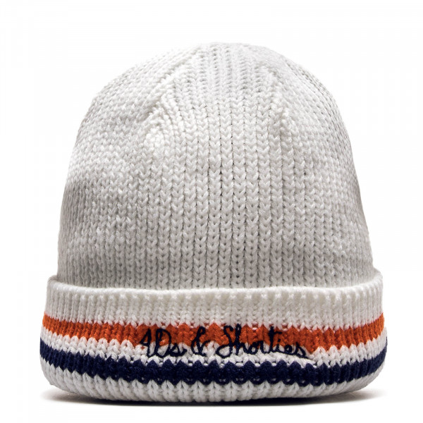 40s Shortie Beanie Platoon Off White