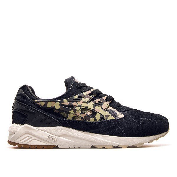 Asics Gel Kayano Trainer Black Olive
