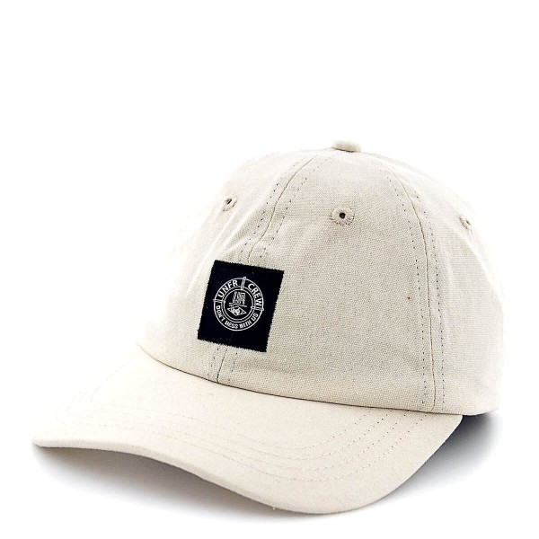 Unfair Athl. Cap DMWU 6 Panel Dad Beige