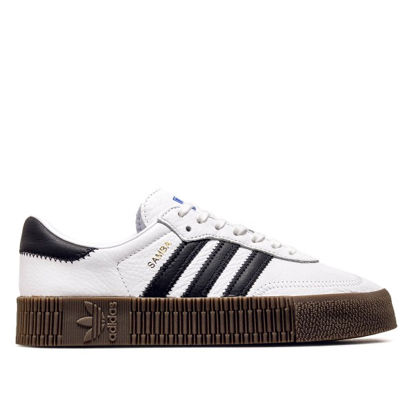Adidas Wmn Sambarose White Black Brown