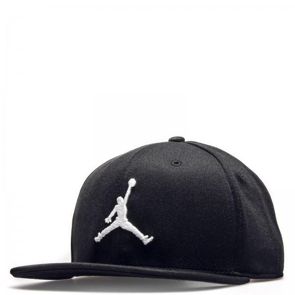 Nike Cap Jordan Snapback Black White