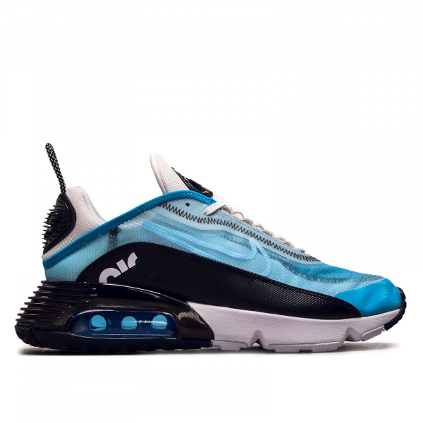 Herren Sneaker Air Max 2090 Laser Blue White Black