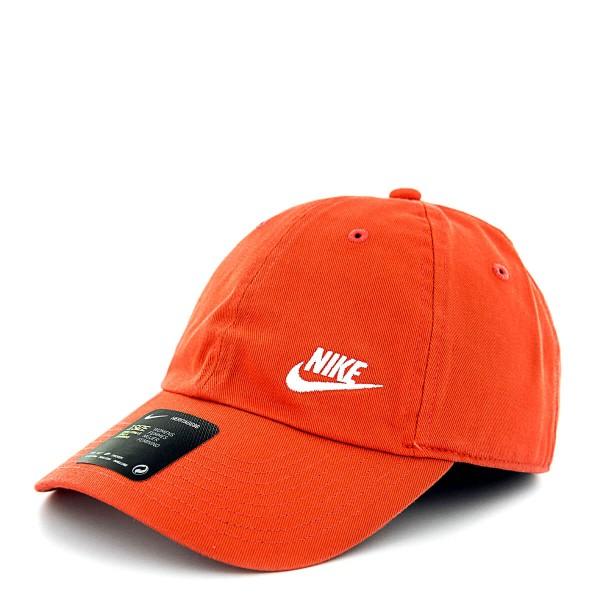 Nike Cap NK H86 Futura Class Red White