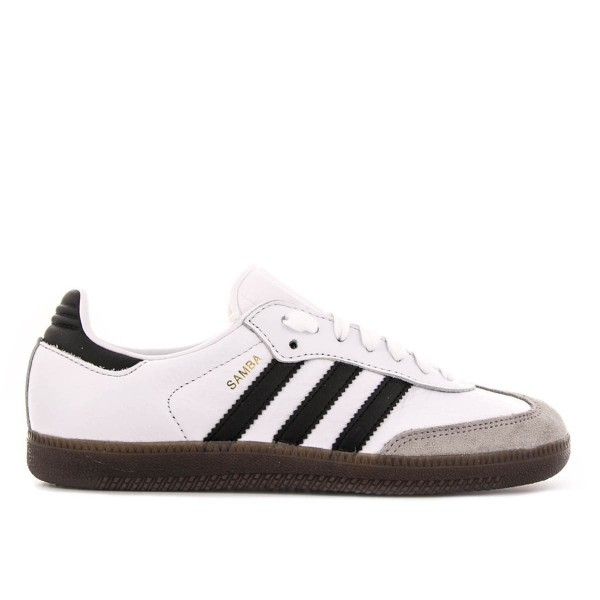 Adidas U Samba OG White Black Grey