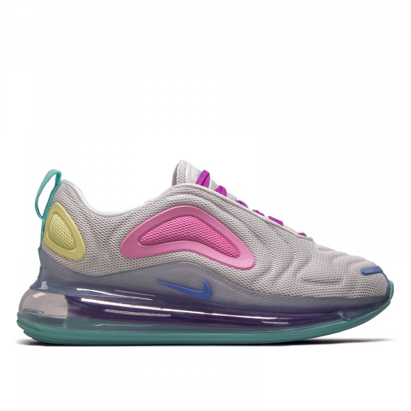 Damen Sneaker Air Max 720 White Aqua