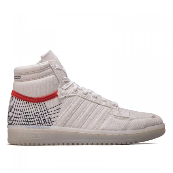 Unisex Sneaker - Top Ten Primeblue - White / White / Black