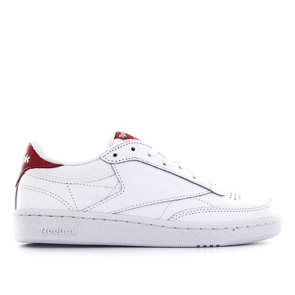 Reebok Wmn Club C 85 EL White Red