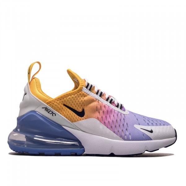 Damen Sneaker Air Max 270 White Yellow Purple
