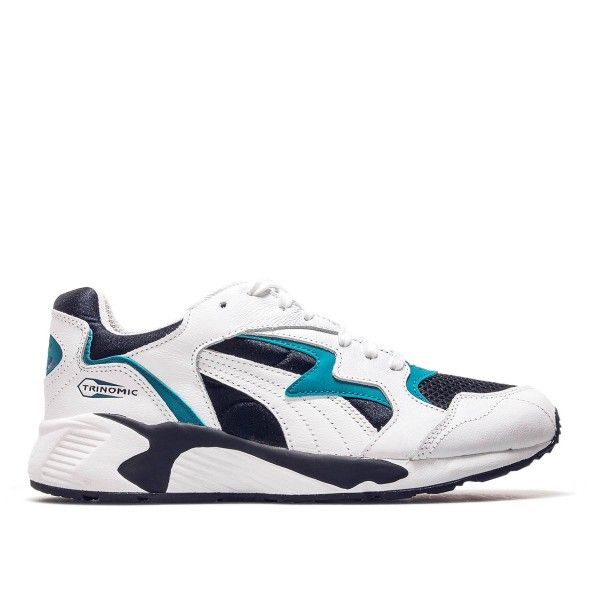 Puma Prevail OG White Black Ocean Blue