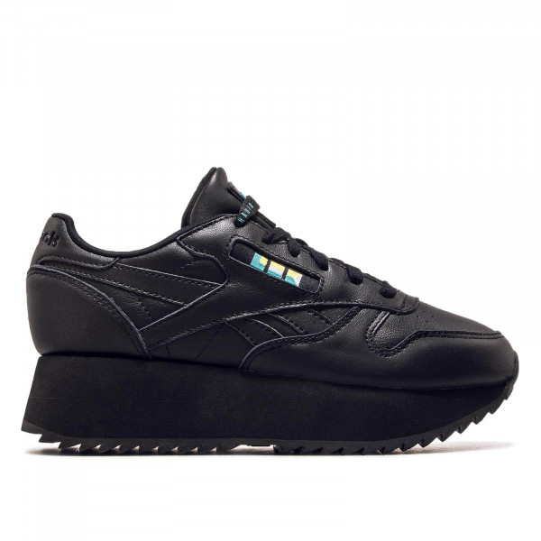 Reebok Wmn CL Double Gigi H. Black