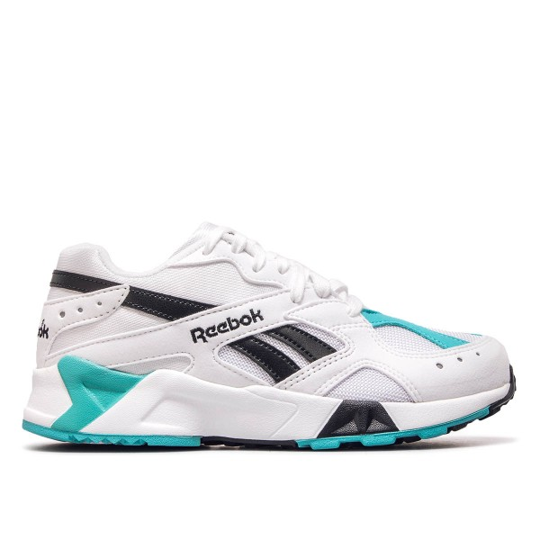 Reebok Aztrek White Mint Black