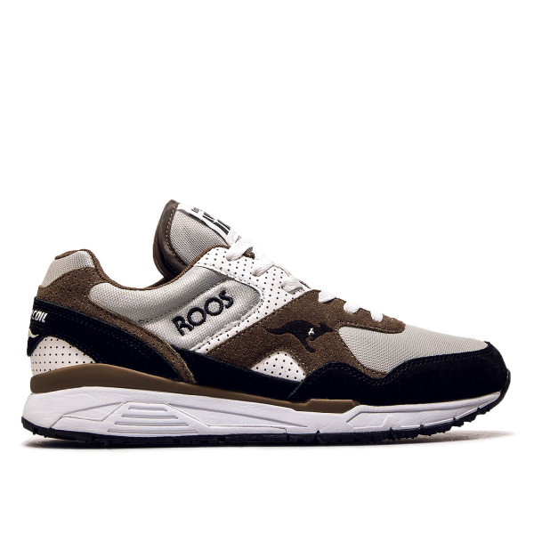 KangaRoos Runaway ROOS Black Brown