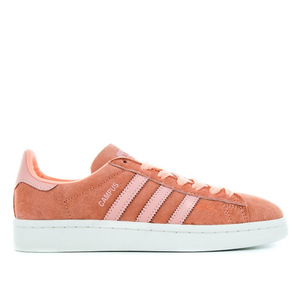 Adidas Wmn Campus Peach White