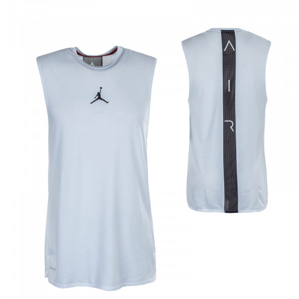 Herren Top Air SL White Black