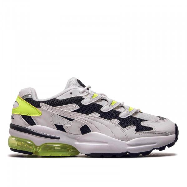 Unisex Sneaker Cell Alien OG White Black Yellow